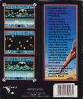 Terrorpods ZX Spectrum Back Cover