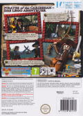 LEGO Pirates of the Caribbean: The Video Game Wii Back Cover