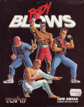 Body Blows Amiga Front Cover