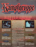Kampfgruppe Amiga Back Cover