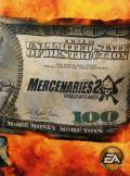 Mercenaries 2: World in Flames Windows Inside Cover Right