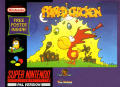 Alfred Chicken SNES Front Cover