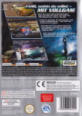 Need for Speed Underground 2 GameCube Back Cover