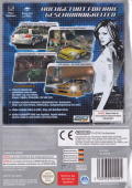 Need for Speed: Underground GameCube Back Cover