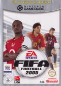 FIFA Soccer 2005 GameCube Front Cover