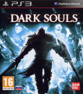 Dark Souls PlayStation 3 Front Cover