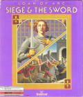Joan of Arc: Siege & the Sword DOS Front Cover