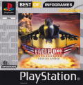 Eagle One: Harrier Attack PlayStation Front Cover
