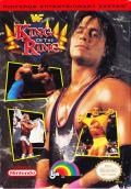 WWF King of the Ring NES Front Cover