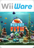 Planet Fish Wii Front Cover
