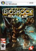 BioShock Windows Other Keep case - front