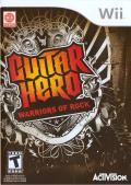 Guitar Hero: Warriors of Rock Wii Front Cover