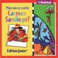 Carmen Sandiego: Junior Detective Edition Windows Other Jewel Case - Front