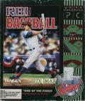 R.B.I. Baseball 2 DOS Front Cover