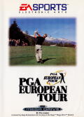PGA European Tour Genesis Front Cover