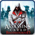 Assassin's Creed: Brotherhood PlayStation 3 Front Cover Second version