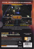 Dark Void Xbox 360 Back Cover
