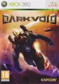 Dark Void Xbox 360 Other Keep Case - Front