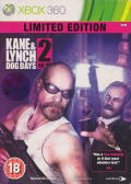 Kane & Lynch 2: Dog Days (Limited Edition) Xbox 360 Front Cover