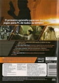 Half-Life 2: Episode One Windows Back Cover