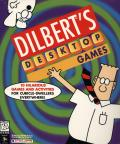 Dilbert's Desktop Games Windows Front Cover