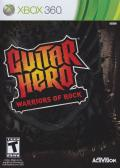 Guitar Hero: Warriors of Rock Xbox 360 Front Cover