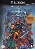 Phantasy Star Online: Episode I & II Plus GameCube Front Cover