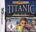 Hidden Mysteries: The Fateful Voyage - Titanic Nintendo DS Front Cover
