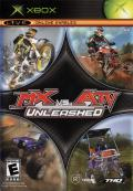 MX vs. ATV Unleashed Xbox Front Cover