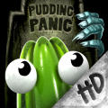 The Great Jitters: Pudding Panic iPad Front Cover