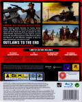Red Dead Redemption (Special Edition) PlayStation 3 Back Cover