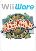 HoopWorld Wii Front Cover
