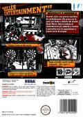 MadWorld Wii Back Cover