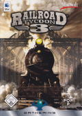 Railroad Tycoon 3 Macintosh Front Cover