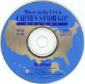Where in the USA is Carmen Sandiego? (Deluxe Edition) DOS Media