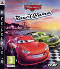 Disney•Pixar Cars: Race-O-Rama PlayStation 3 Front Cover