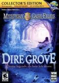 Mystery Case Files: Dire Grove (Collector's Edition) Macintosh Front Cover