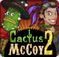 Cactus McCoy 2: The Ruins of Calavera Browser Front Cover