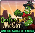 Cactus McCoy and the Curse of Thorns Browser Front Cover