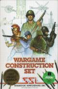 Wargame Construction Set Atari 8-bit Front Cover