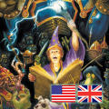 Simon the Sorcerer iPad Front Cover English language version