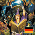 Simon the Sorcerer iPad Front Cover German language version