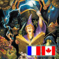 Simon the Sorcerer iPad Front Cover French language version