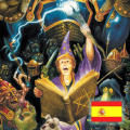 Simon the Sorcerer iPad Front Cover Spanish language version