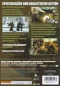 Conflict: Denied Ops Xbox 360 Back Cover