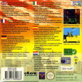 Godzilla: The Series - Monster Wars Game Boy Color Back Cover