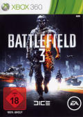 Battlefield 3 Xbox 360 Front Cover