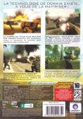 Tom Clancy's Ghost Recon: Advanced Warfighter 2 Windows Back Cover