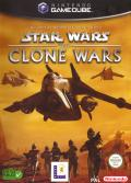 Star Wars: The Clone Wars GameCube Front Cover