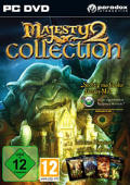 Majesty 2: Collection Windows Front Cover